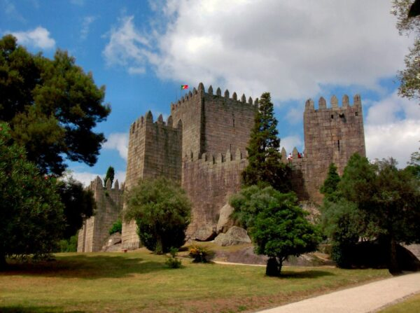 Guimaraes birthplace of Portugal