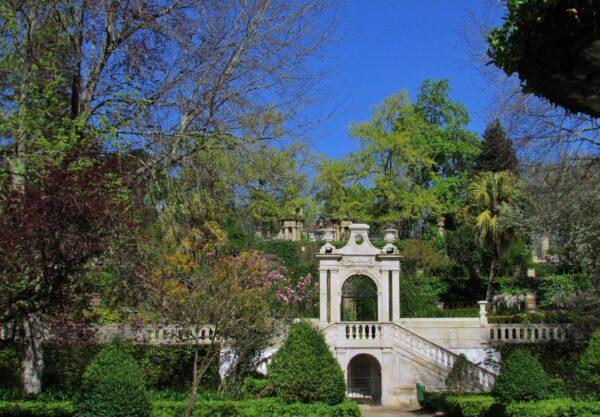 Coimbra, botanic garden